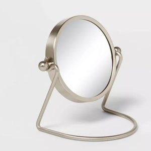 NWT Threshold Removable Mini Mirror - Silver